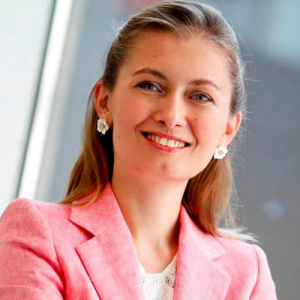 Iwona Olbrys, Chief Executive